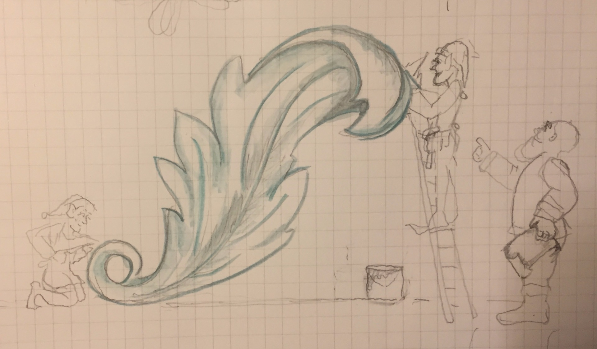 ACANTHUS AND ELVES